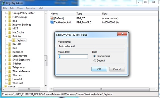 regedit-lock-taskbar-settings