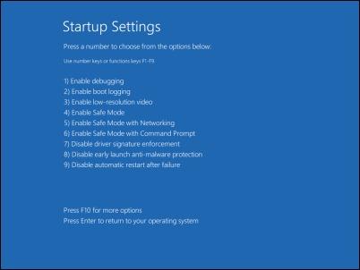 démarrage-settings-windows-8