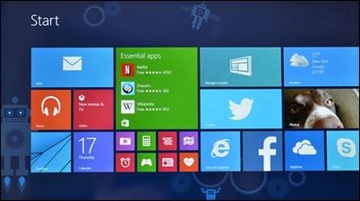 Windows 8.1 eksperyment