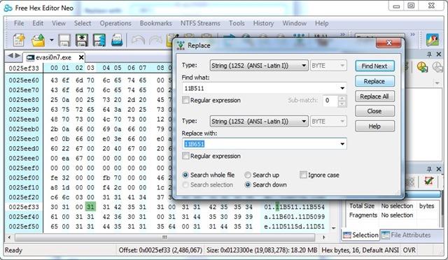 windows-hex-editor