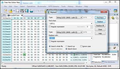 windows-hex-editör