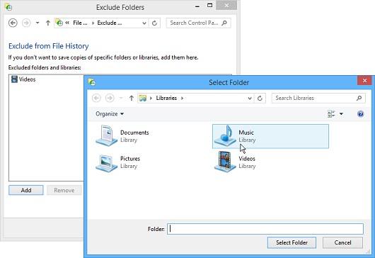 exclude-folders