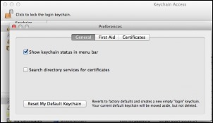 keychain-preferences