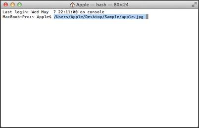 Mac_Terminál