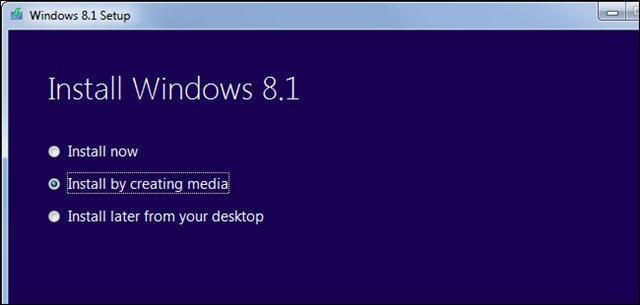 Si vous devez installer ou réinstaller Windows 8.1, vous pouvez utiliser les outils proposés  sur cette page pour créer votre propre média d'installation à l'aide d'un disqueUn disque USB ou un DVD vierge (et un graveur de DVD) contenant au moins 4 Go d'espace si vous souhaitez créer un média.