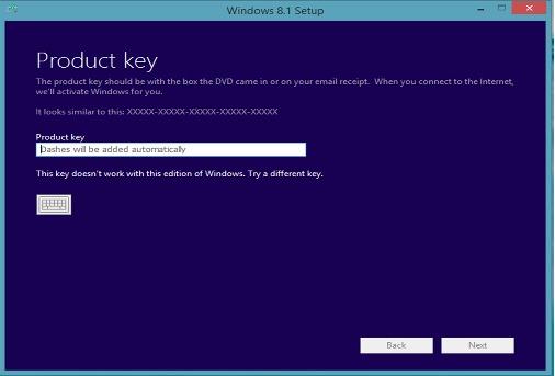 Hoe kan Windows 8.1 installeren met behulp van een ...