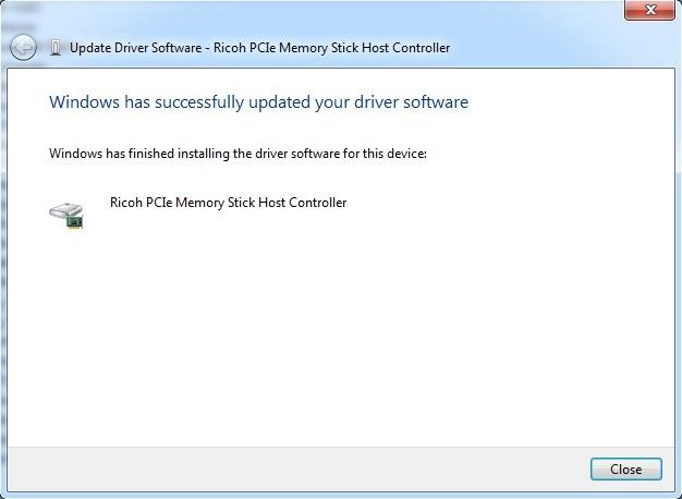 windows-tiene controlador actualizado