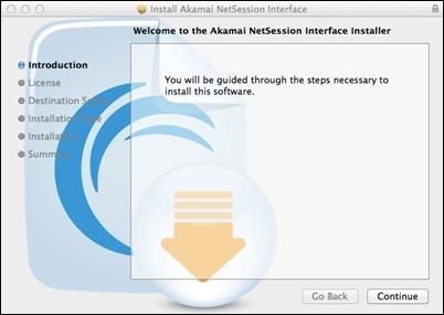 Akamai NetSession-Interface