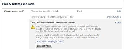 facebook-limit-vana postitused