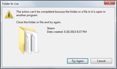 folder-in-use