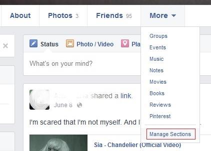 לנהל סעיפים-facebook