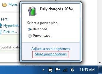 bolj power-možnosti