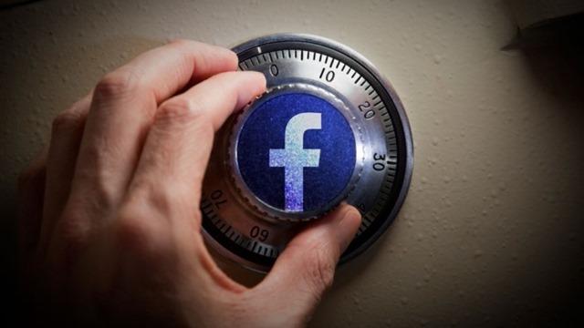 Facebook zasebnosti