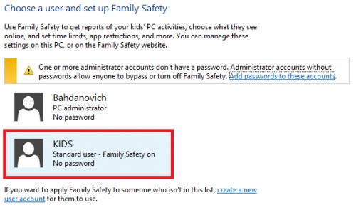select-user-for-parental-control