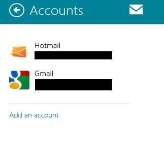 Mail-accounts