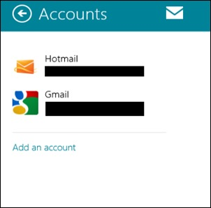 Mail-accounts