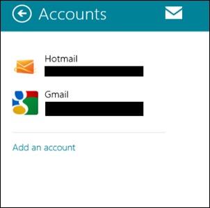 Mail-kontode
