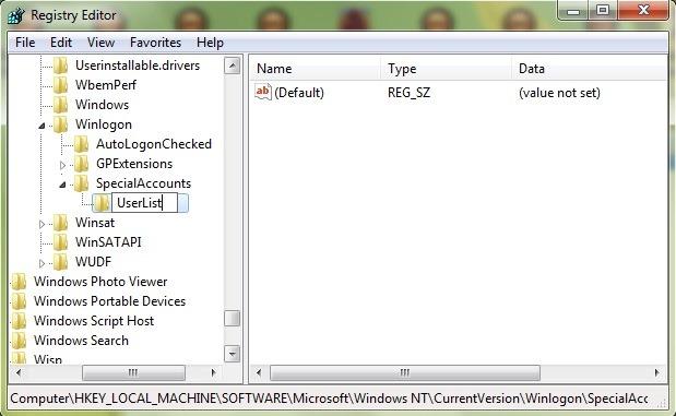create-userlist-key