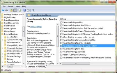 history-delete-browsing settings