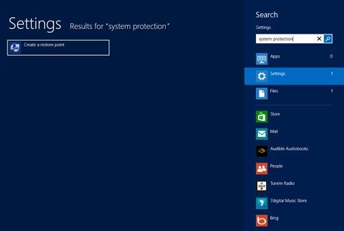 system-pantalla de inicio de protección