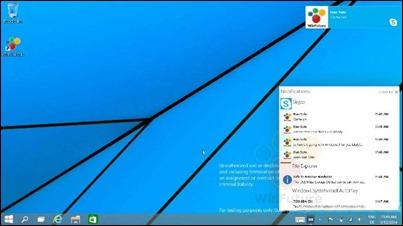 Windows 9-bildirim-center