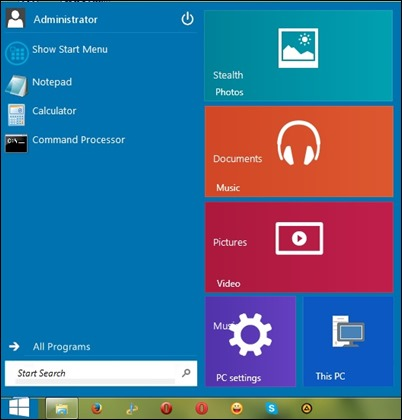 windows9-start menu