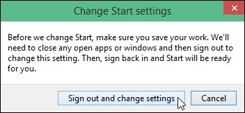 change-start-settings
