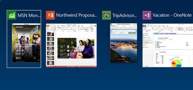 windows10任务切换器