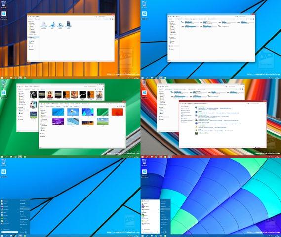 Descargar Tema Windows 10 Sistema Operativo Windows 7 Sigilo Settings