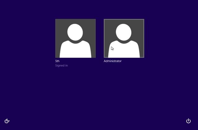adminaitrator-account
