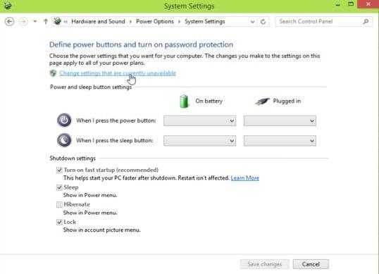 promjena-nedostupna-settings