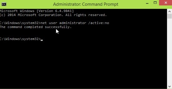 disable-administrator-account