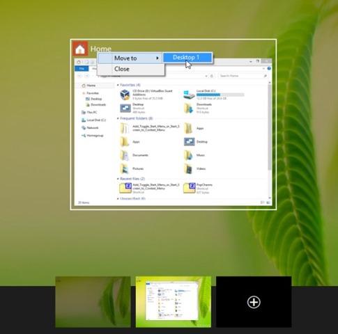 bouge toi-windows-à un autre-desktop