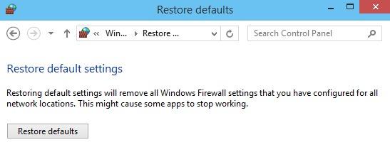 restore-default