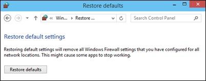 vratiti default-