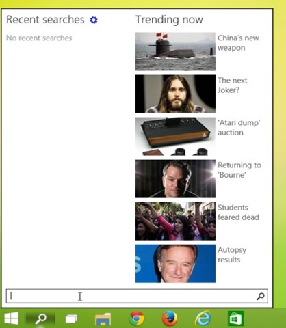 taskbar-otsing