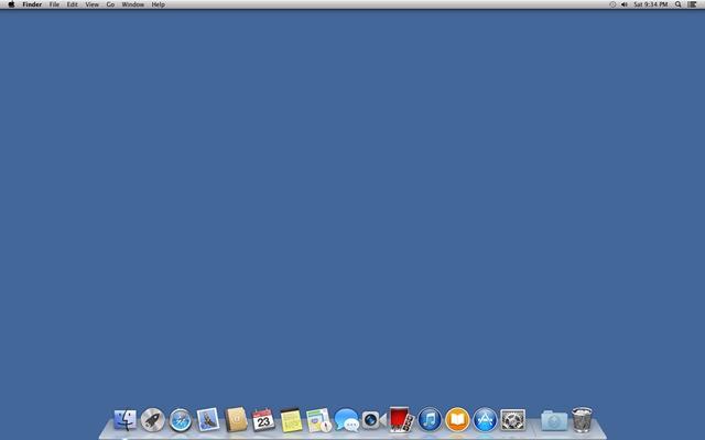 hide desktop icons: