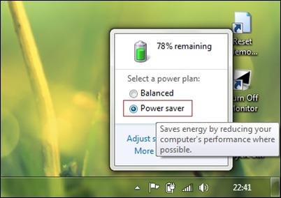 Energispar planen
