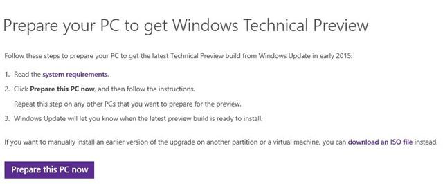 준비 - 투 - GET-Windows-10 업데이트