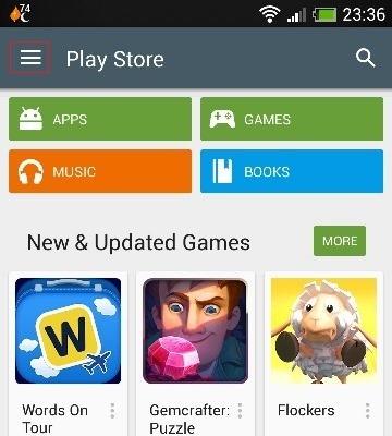 android-play-myymälä