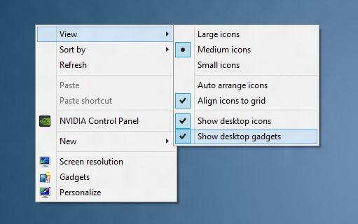 desktop-gadgets-integration