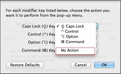 OSX-disable-CapsLock