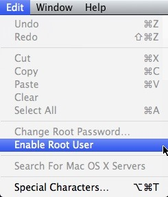 osx-enable-root-user