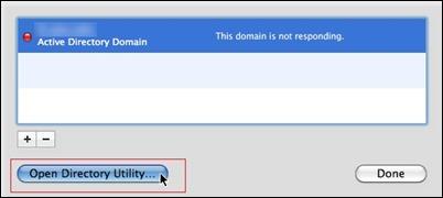 OSX-отворена директория ютилити