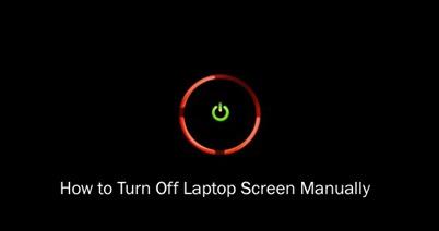 बारी-ऑफ स्क्रीन लैपटॉप