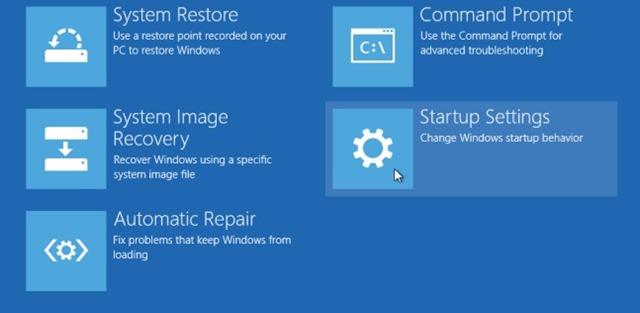 comment d u00e9marrer menu options dans windows 8 1
