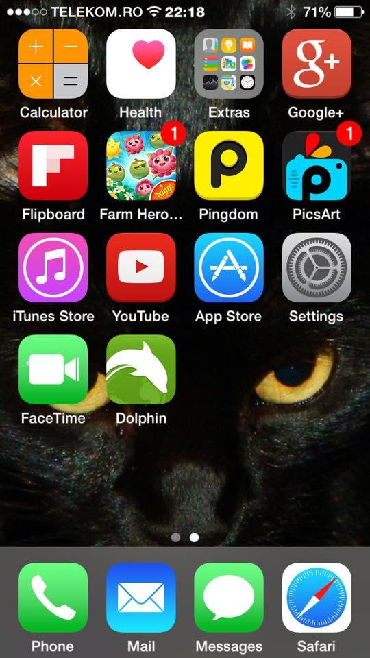 Приложение на айфоне со смайликами для фото
