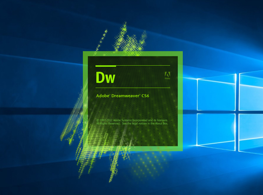 Dreamweaver Windows 10
