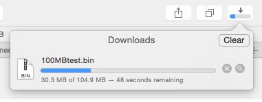Safari Download Súbory