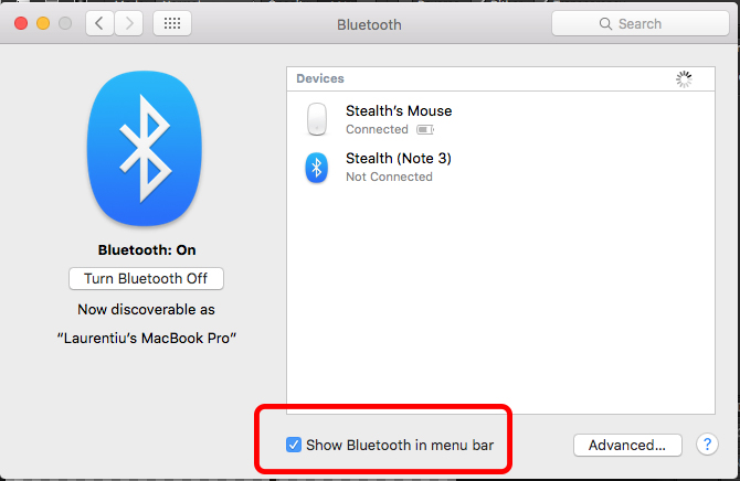 Bluetooth_Shortcut
